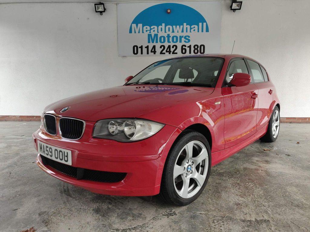 BMW 1 Series Hatchback 2.0 116d 5dr