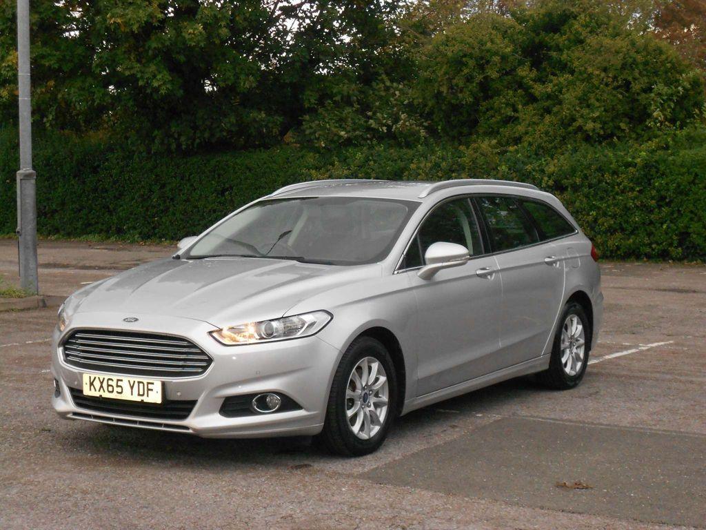 Ford Mondeo Estate 1.5T EcoBoost Zetec Auto (s/s) 5dr
