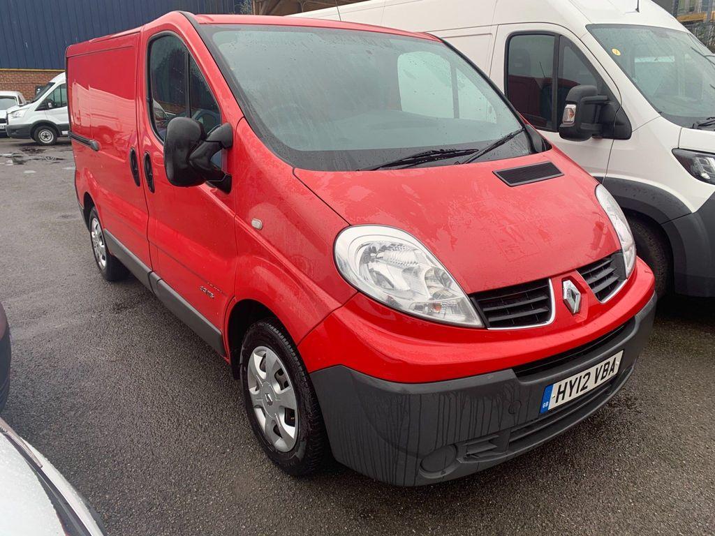 Renault Trafic Panel Van 2.0 dCi eco SL27 Phase 3 Panel Van 3dr (EU5, Nav)