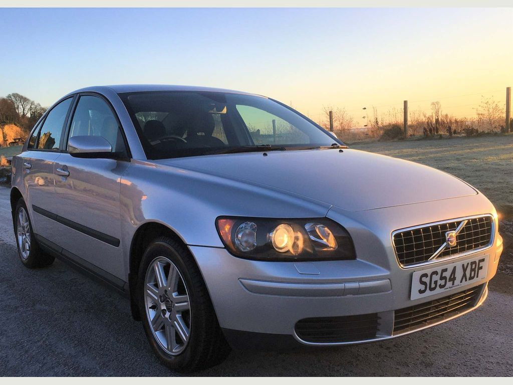 Volvo S40 Saloon 2.4 i S 4dr