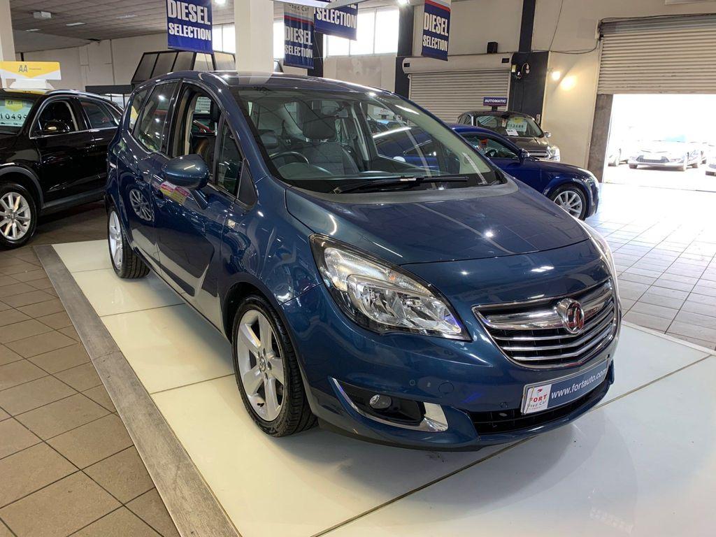 Vauxhall Meriva MPV 1.6 CDTi ecoFLEX Tech Line (s/s) 5dr (a/c)