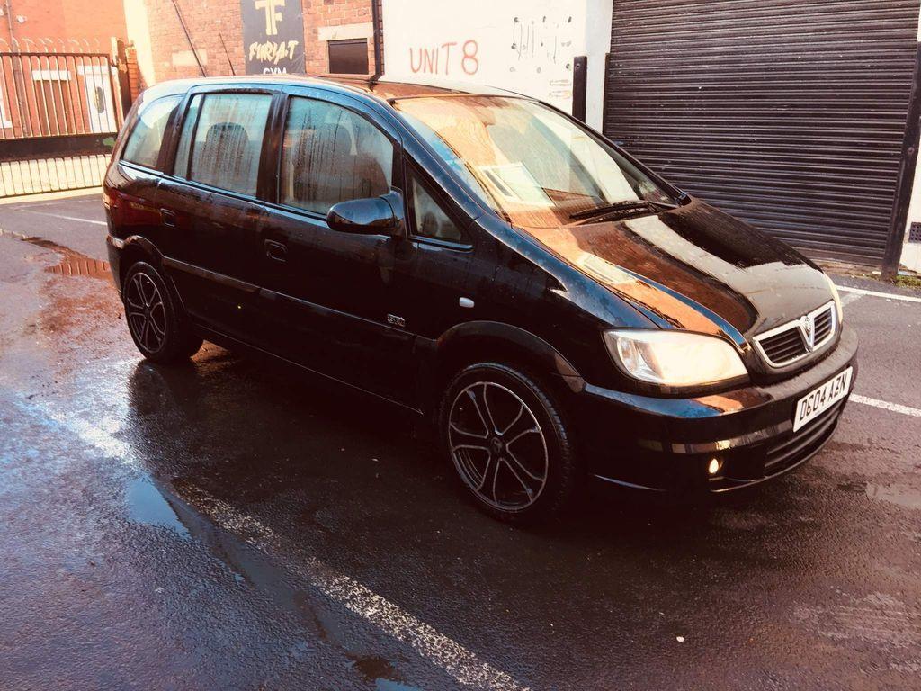 Vauxhall Zafira MPV 2.2 i 16v SRi 5dr