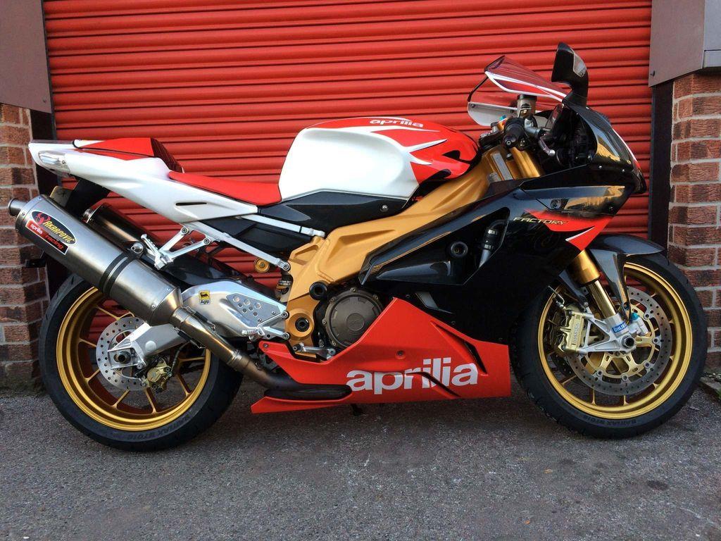 Aprilia RSV1000 Super Sports 1000 R Factory