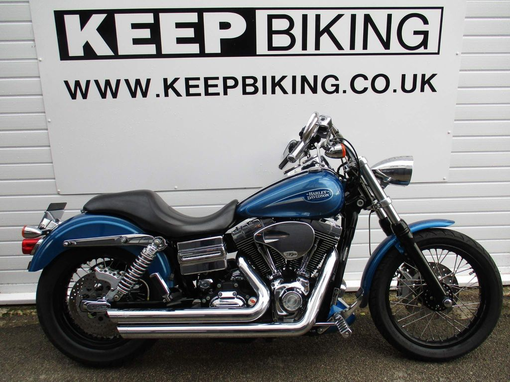 Harley-Davidson Dyna Custom Cruiser 1450 FXDLI Low Rider