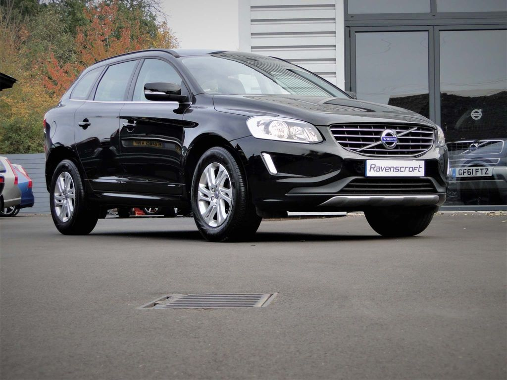 Volvo XC60 SUV 2.0 T5 SE Nav Geartronic (s/s) 5dr