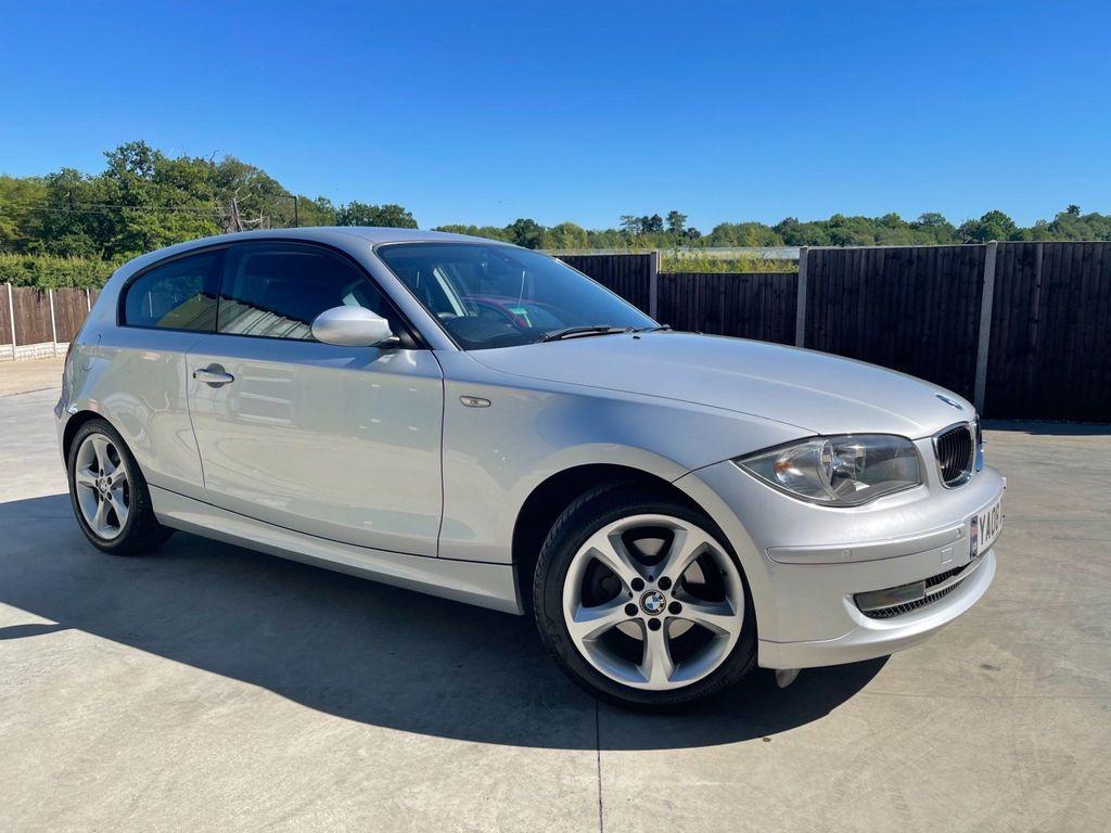 BMW 1 Series Hatchback 2.0 118d Edition ES Auto 3dr