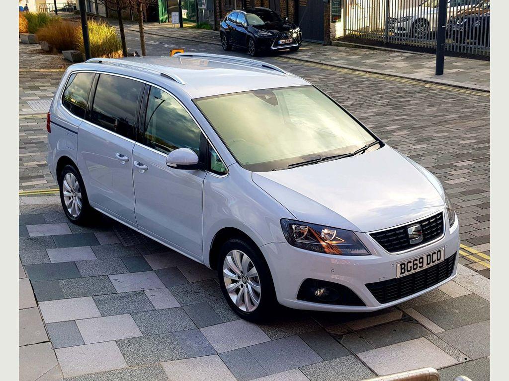 SEAT Alhambra MPV 2.0 TDI SE DSG (s/s) 5dr