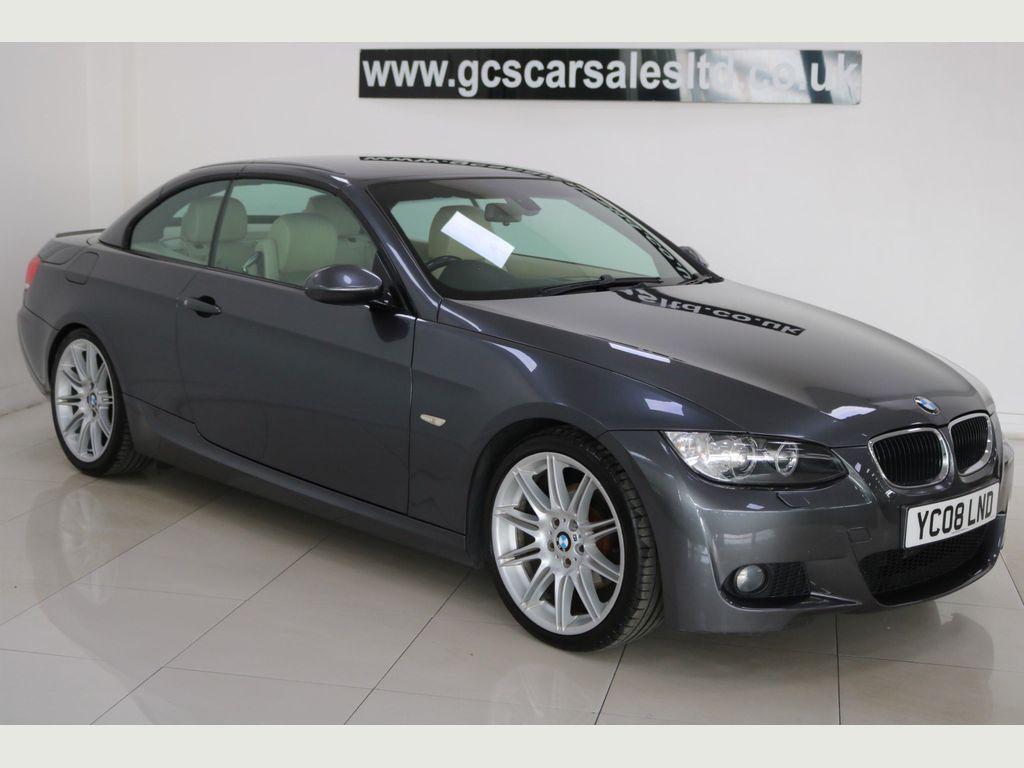 BMW 3 Series Convertible 2.0 320d M Sport 2dr