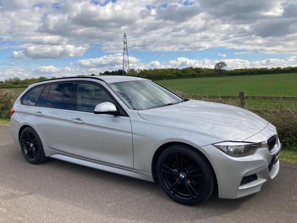 BMW 3 Series Estate 2.0 318d M Sport Touring (s/s) 5dr