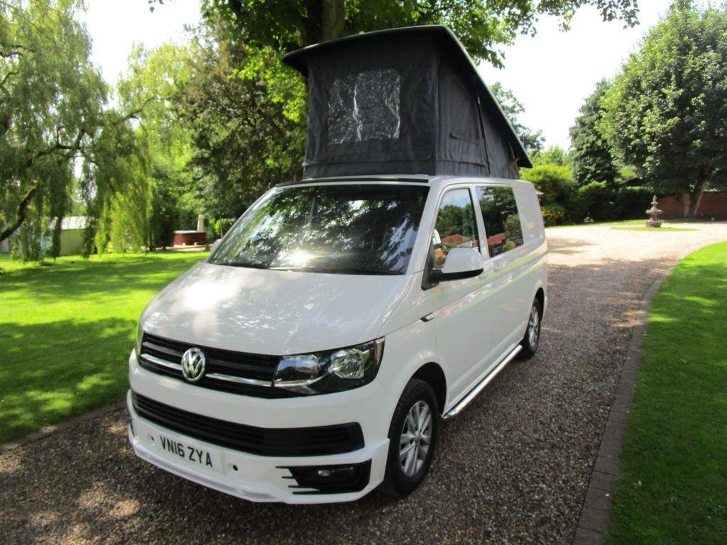 Volkswagen T6 Campervan Unlisted