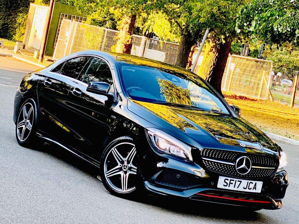 Mercedes-Benz CLA Class Coupe 2.0 CLA250 AMG 7G-DCT (s/s) 4dr