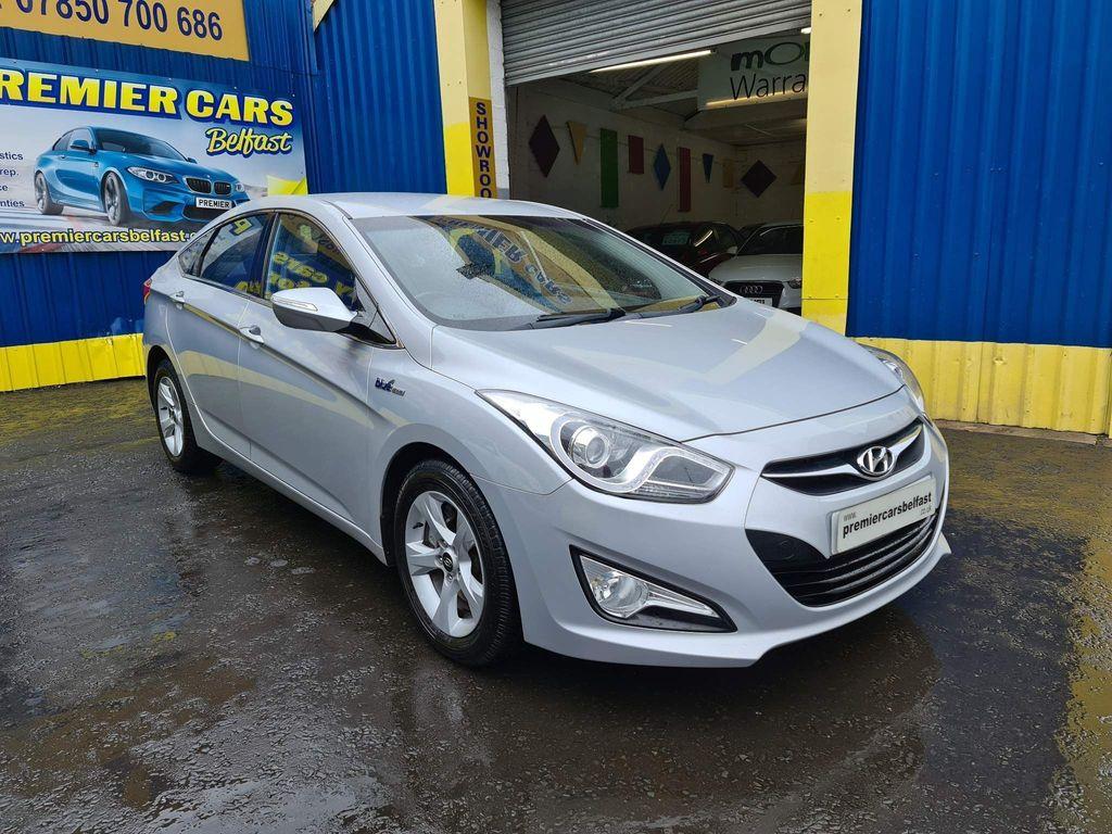 Hyundai i40 Saloon 1.7 CRDi Blue Drive Active 4dr