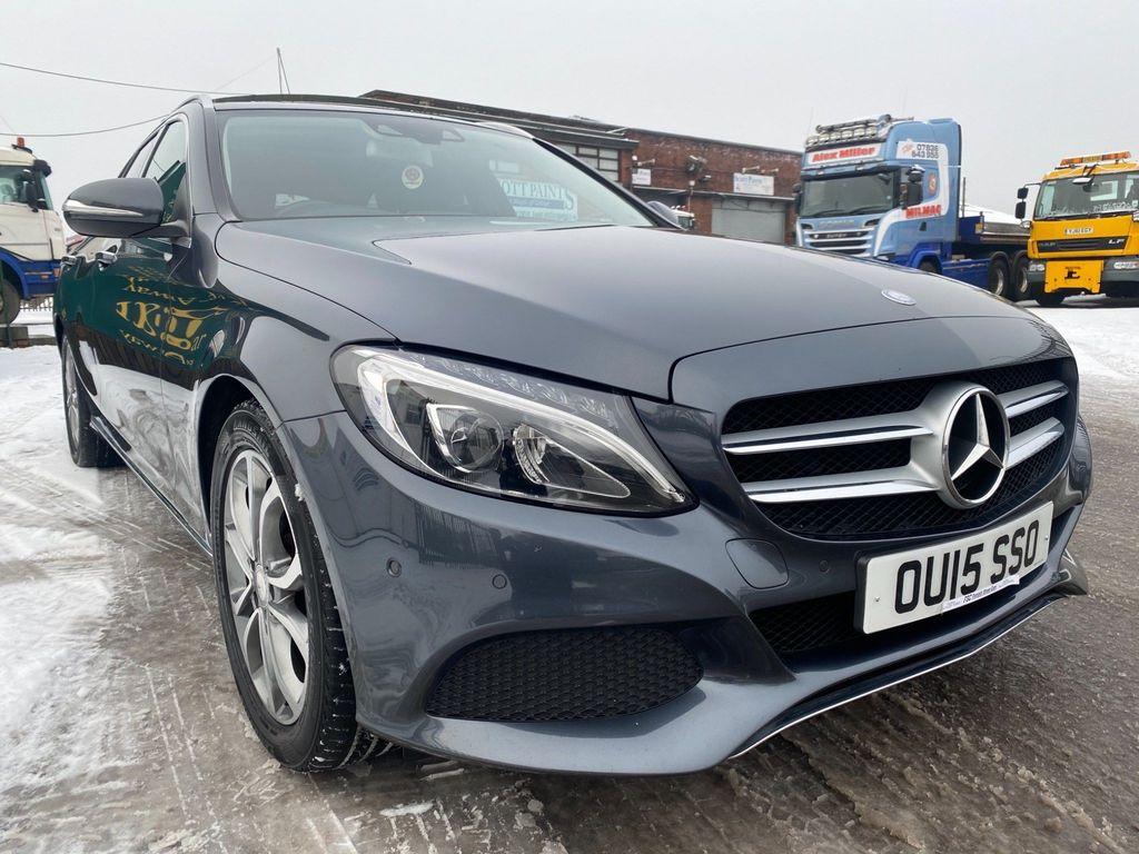 Mercedes-Benz C Class Estate 2.1 C220 CDI BlueTEC Sport G-Tronic+ (s/s) 5dr