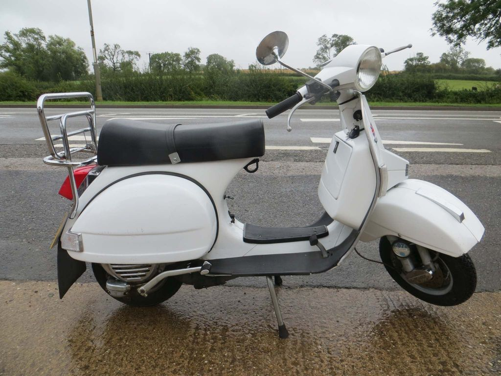 LML Star Deluxe Scooter 125
