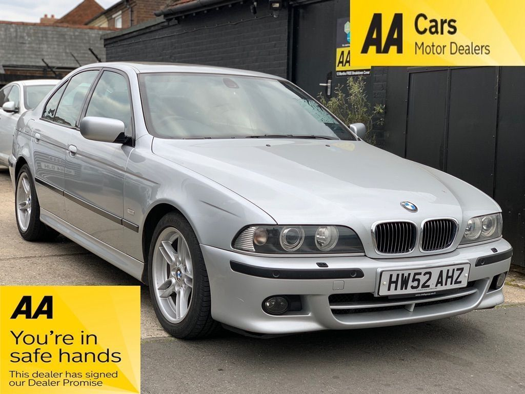 BMW 5 Series Saloon 3.5 535i Sport 4dr