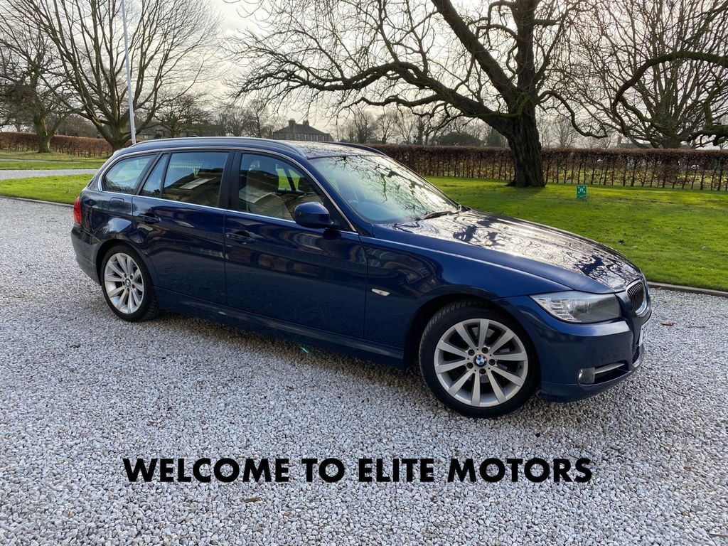 BMW 3 Series Estate 2.0 318d Exclusive Edition Touring 5dr