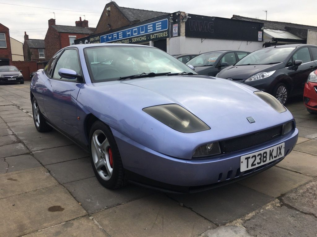 Fiat Coupe Coupe 2.0 20v Turbo 2dr