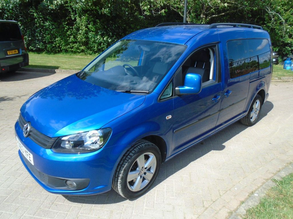 Volkswagen Caddy Maxi Other 1.6 TDI C20 Maxi Life Window Van DSG 5dr (5 Seats)