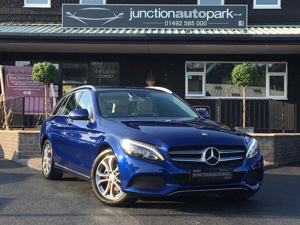 Mercedes-Benz C Class Estate 1.6 C200d Sport (Premium) G-Tronic+ (s/s) 5dr