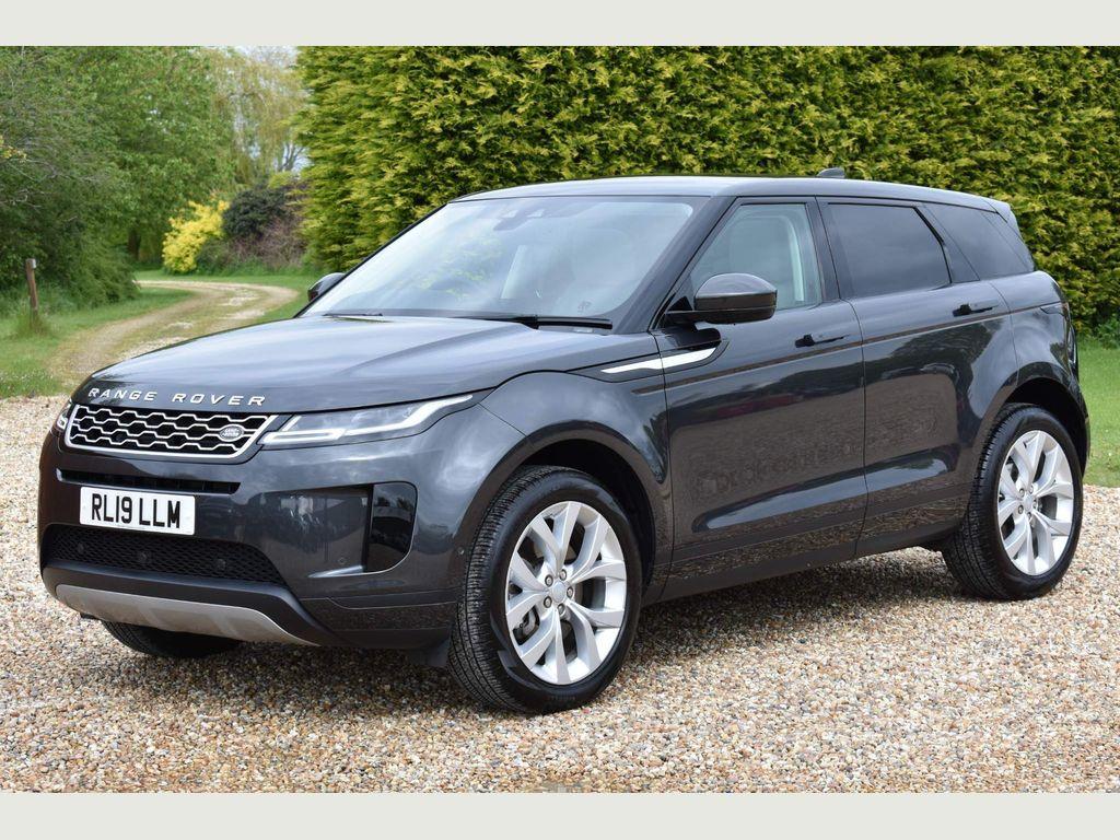 Land Rover Range Rover Evoque SUV 2.0 P250 MHEV SE Auto 4WD (s/s) 5dr
