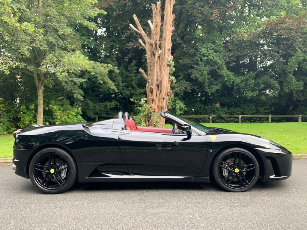 Ferrari F430 Convertible 4.3 F1 2dr