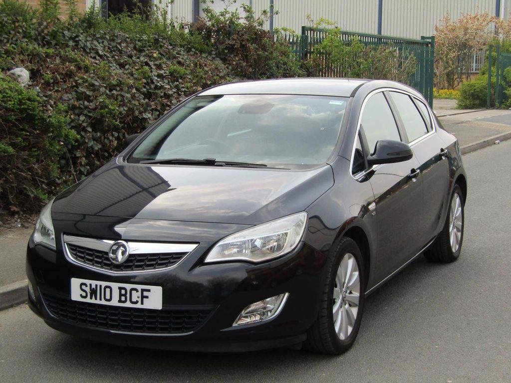 Vauxhall Astra Hatchback 1.7 CDTi Elite 5dr