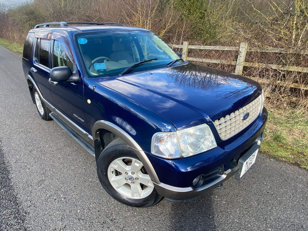 Ford Explorer SUV Eddie Bower Special Edition