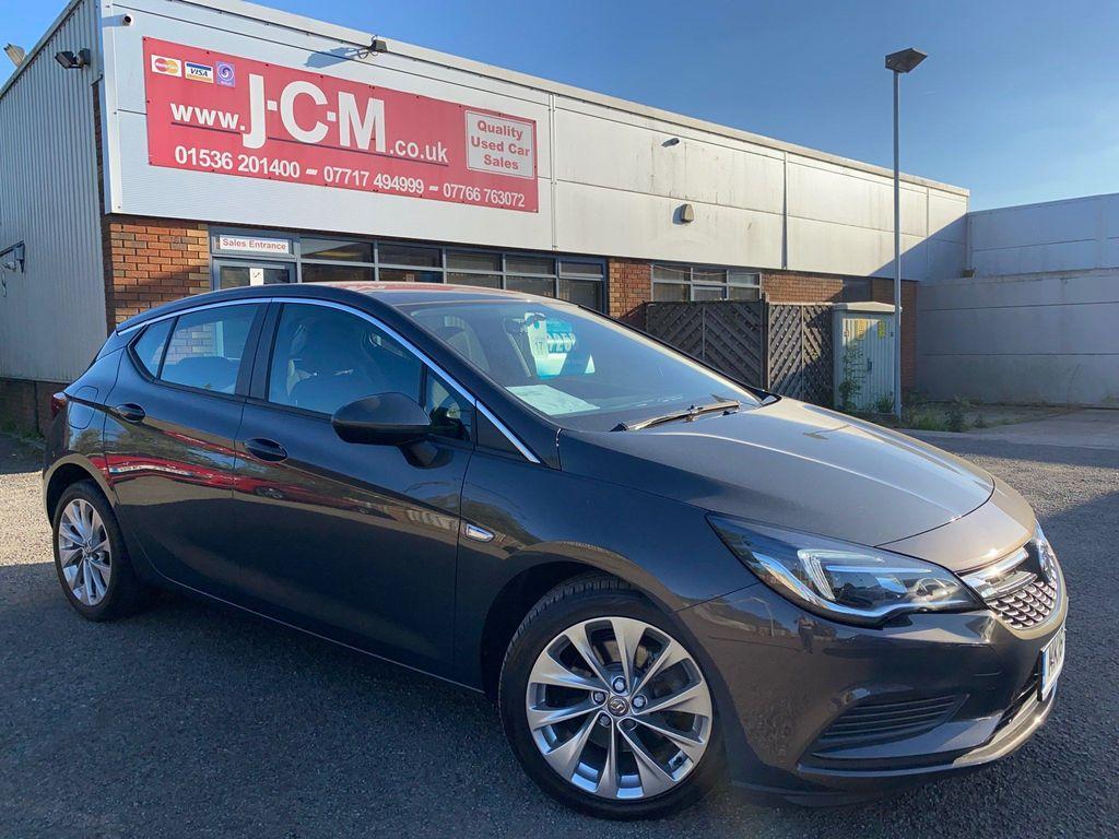 Vauxhall Astra Hatchback 1.6 CDTi ecoTEC BlueInjection Tech Line 5dr