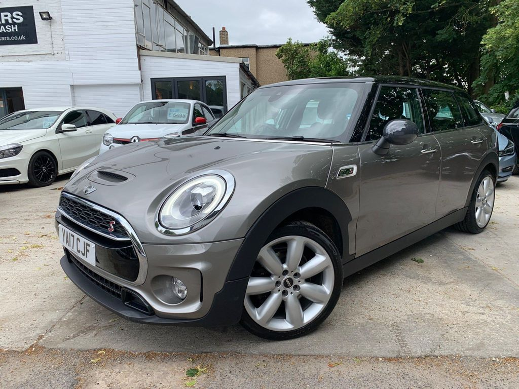 MINI Clubman Estate 2.0 Cooper SD Auto (s/s) 6dr