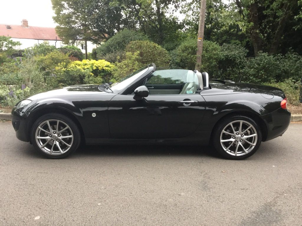 Mazda MX-5 Coupe 2.0 Kendo Roadster 2dr