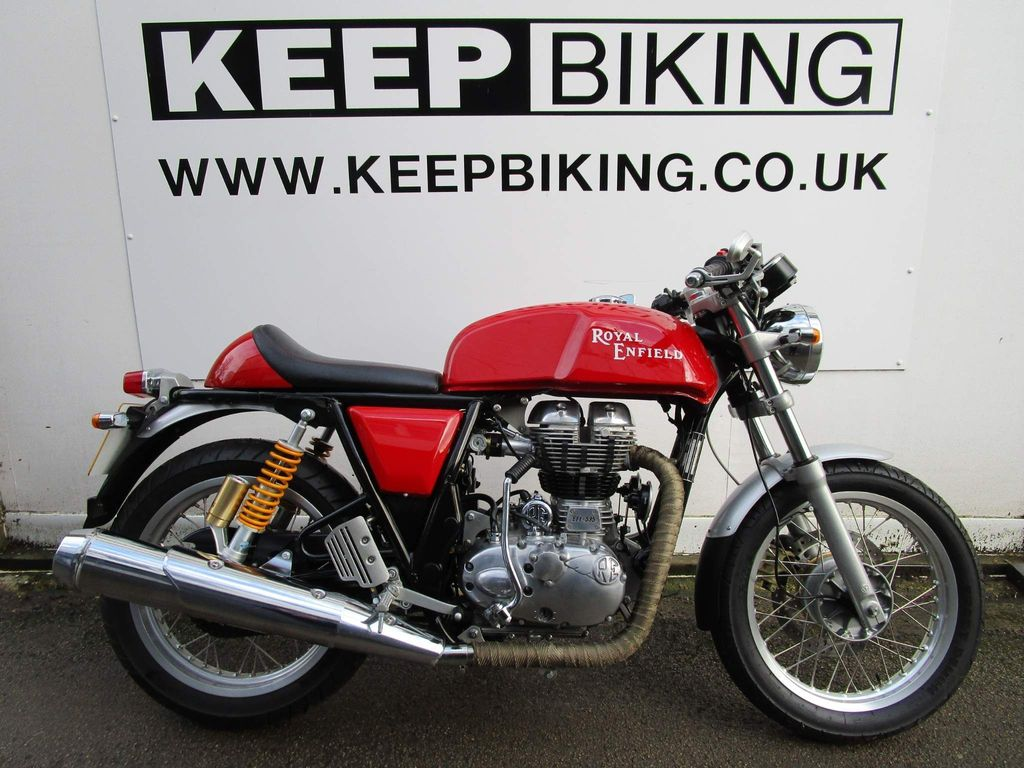 Royal Enfield Continental GT Roadster/Retro 535