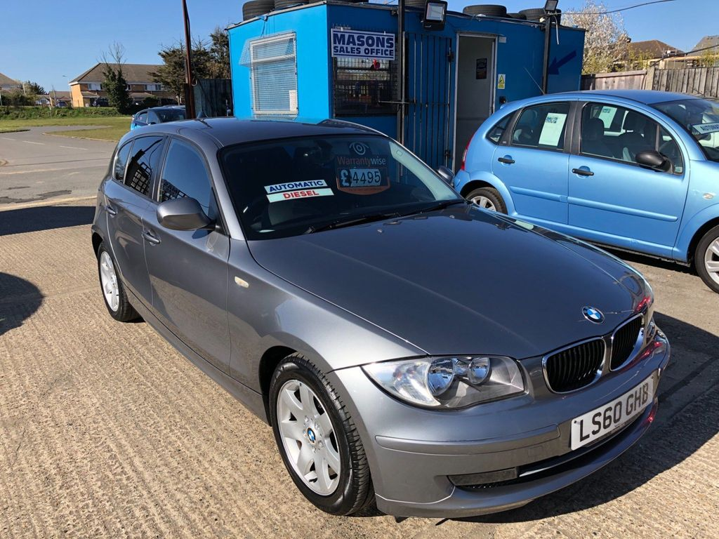 BMW 1 Series Hatchback 2.0 118d SE Auto 5dr