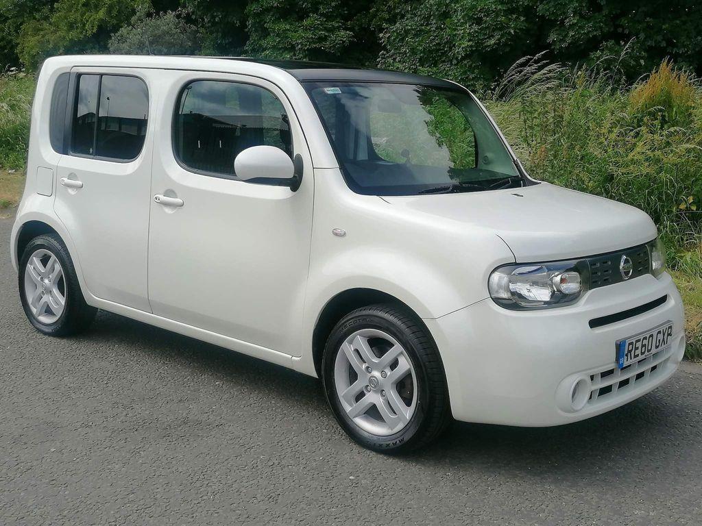 Nissan Cube Hatchback 1.6 5dr