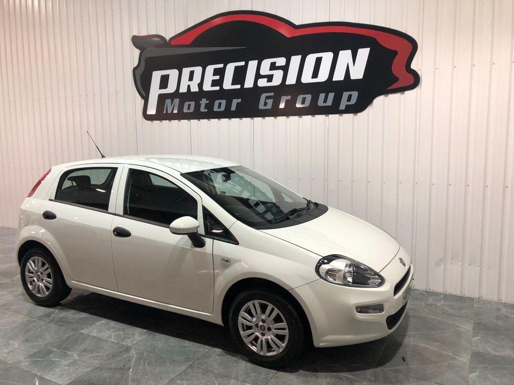 Fiat Punto Hatchback 1.2 8V Pop + 5dr