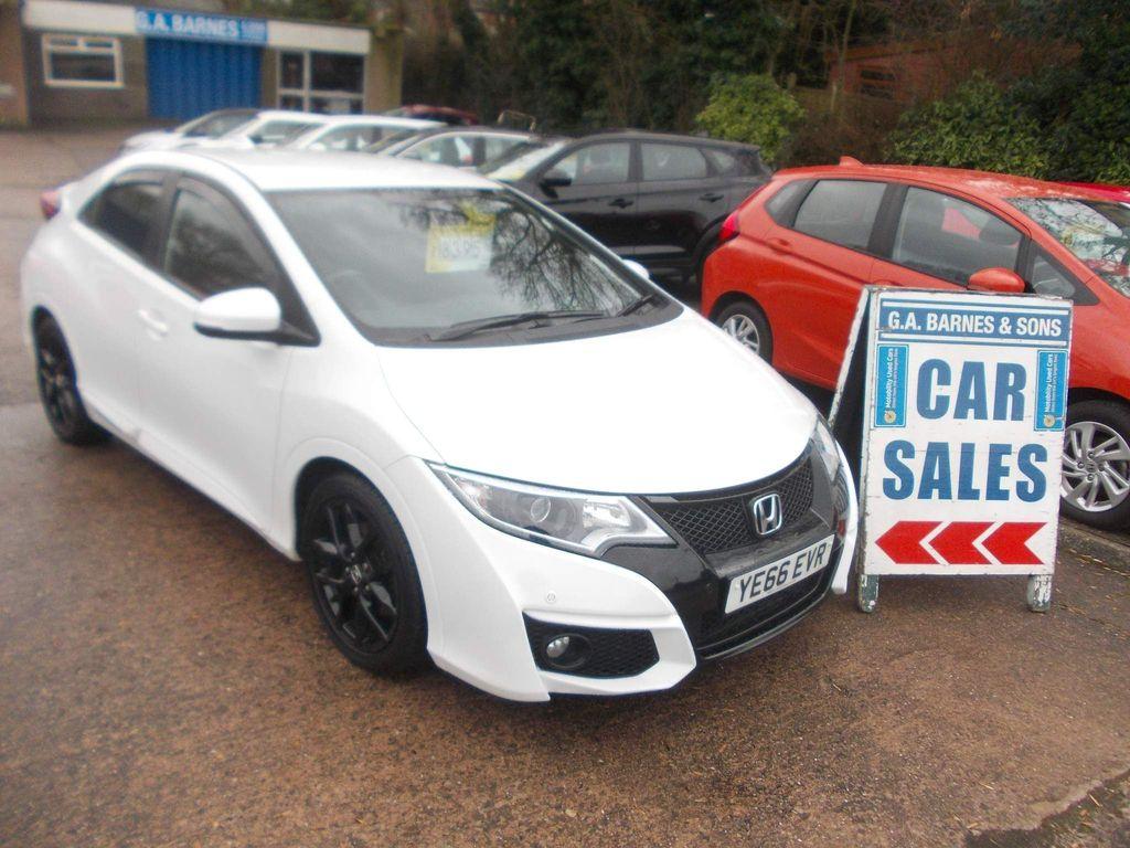 Honda Civic Hatchback 1.4 i-VTEC Sport (s/s) 5dr