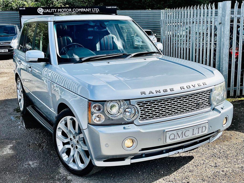 Land Rover Range Rover SUV 4.4 V8 Vogue SE 5dr