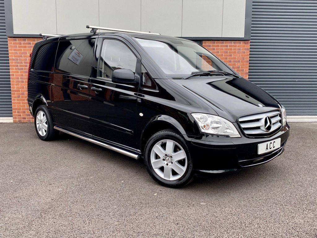 Mercedes-Benz Vito Panel Van 2.1 110CDI Compact Panel Van 5dr (EU5)