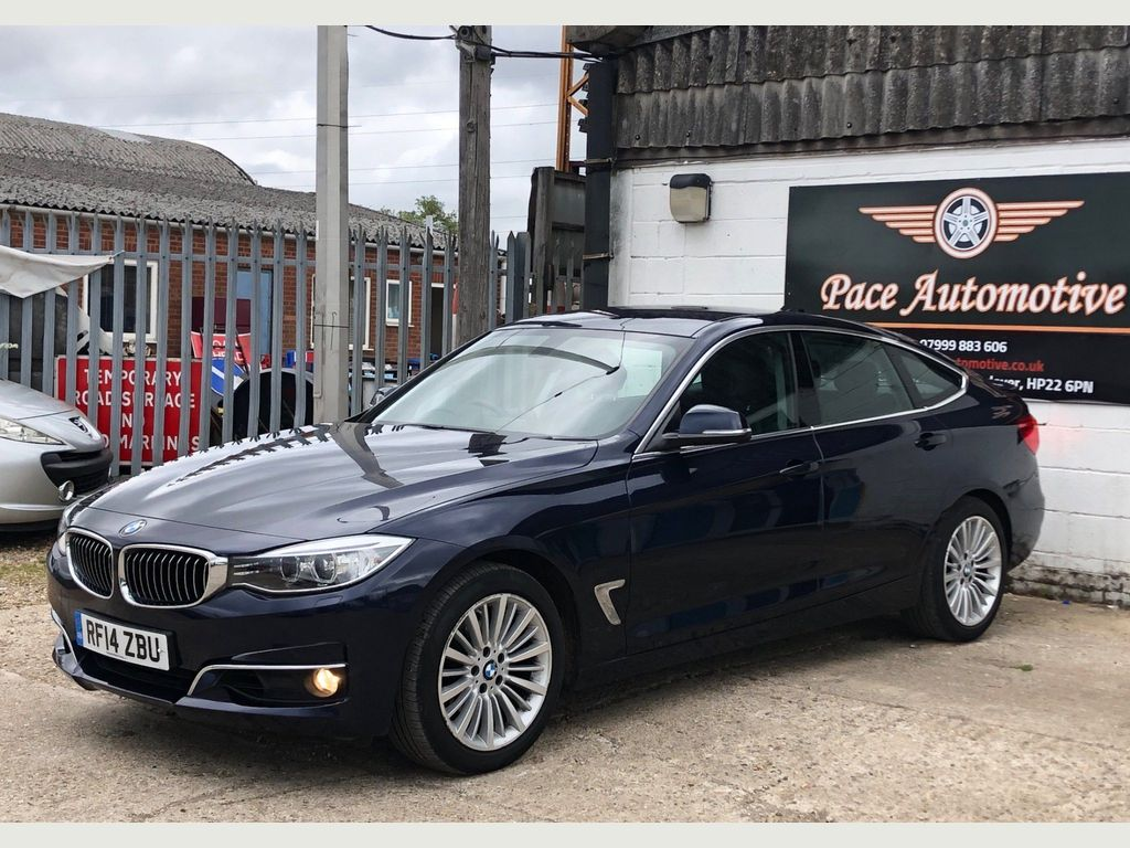 BMW 3 Series Gran Turismo Hatchback 2.0 320i Luxury GT xDrive (s/s) 5dr