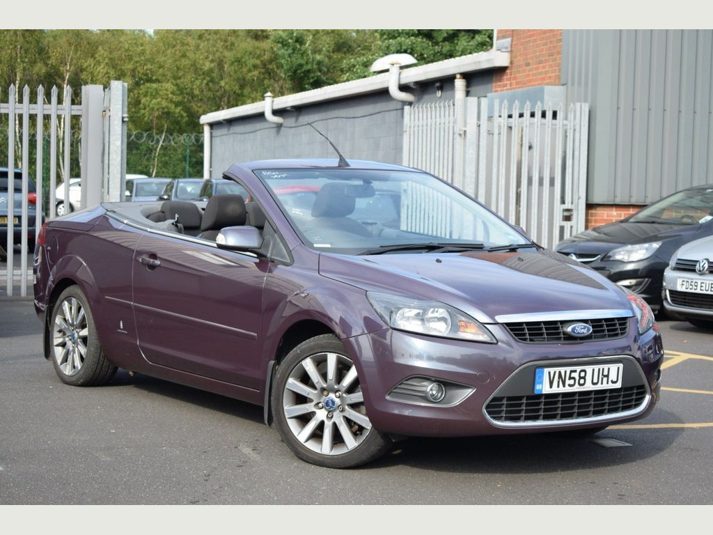 Ford Focus CC Convertible 2.0 CC-2 2dr