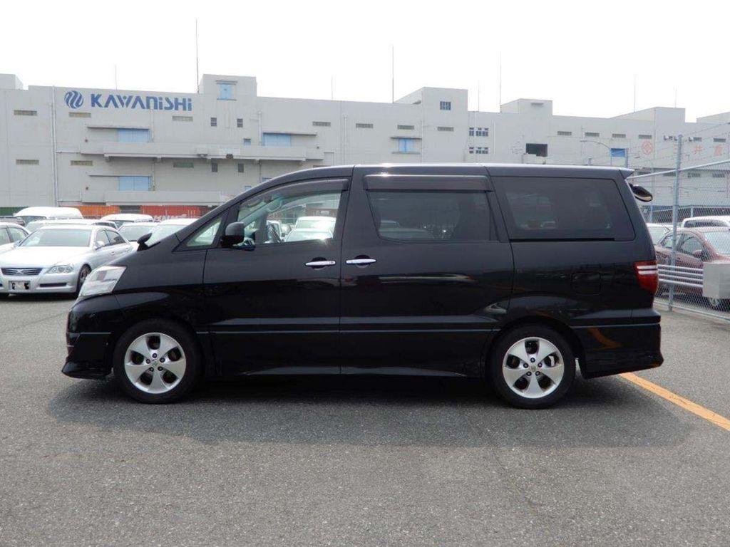 Toyota Alphard MPV 2.4 AS Platinum