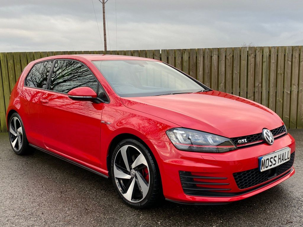Volkswagen Golf Hatchback 2.0 TSI BlueMotion Tech GTI 3dr
