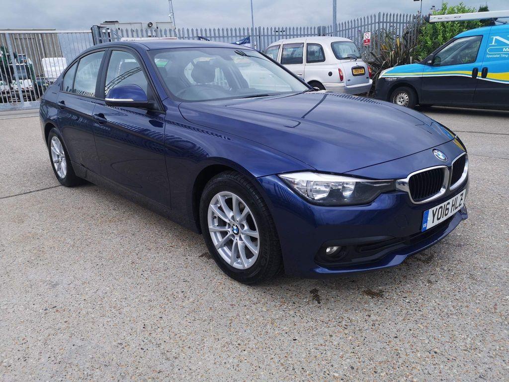 BMW 3 Series Saloon 2.0 320d ED Plus Auto (s/s) 4dr