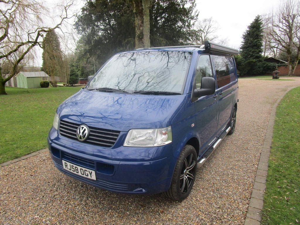 Volkswagen Transporter Motorhome