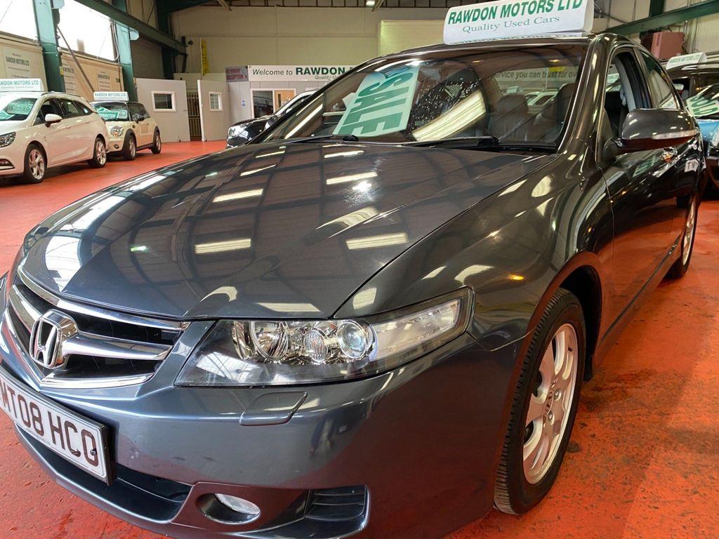 Honda Accord Saloon 2.0 i-VTEC EX 4dr