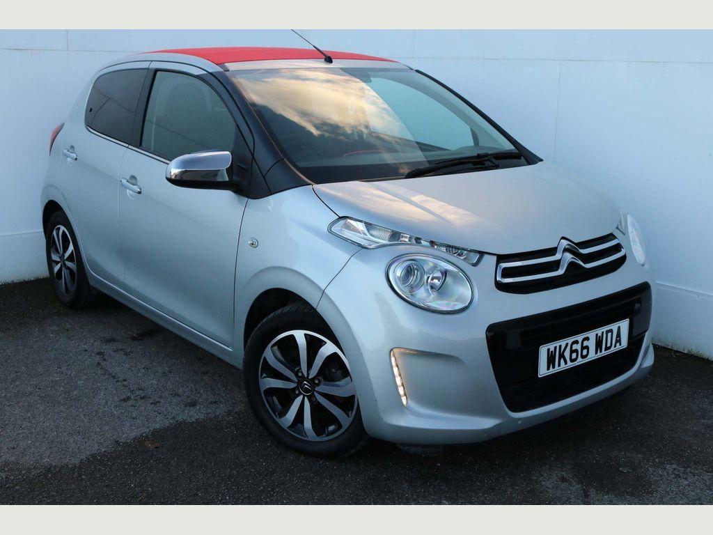 Citroen C1 Convertible 1.0 VTi Flair Airscape ETG5 5dr