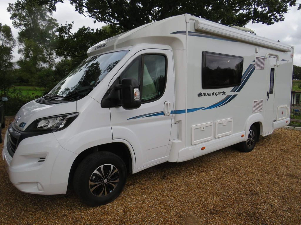 Compass Avantgarde 175 Low Profile **SORRY NOW SOLD**
