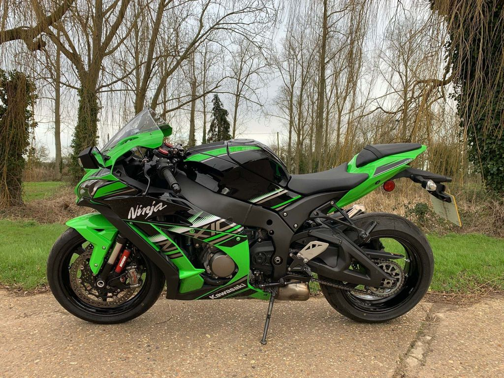 Kawasaki ZX-10R Super Sports 1000 Ninja ABS (KRT Ed)