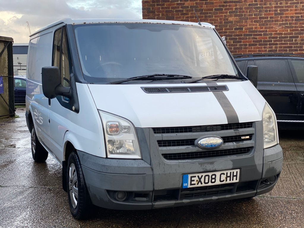 Ford Transit Panel Van 2.2 TDCi Duratorq 260 S Low Roof Panel Van Duratorq 5dr (SWB)