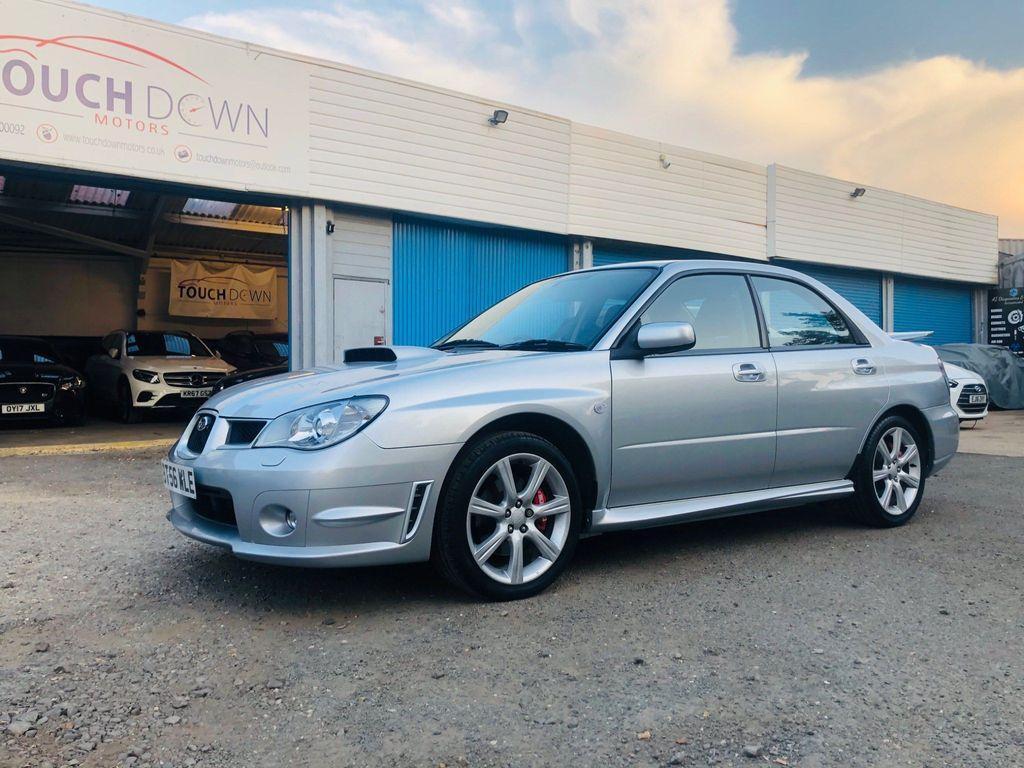 Subaru Impreza Saloon 2.5 WRX 4dr