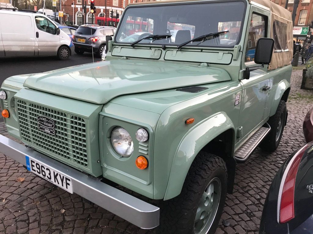 Land Rover 90 Unlisted Defender